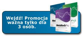 promocja metastock